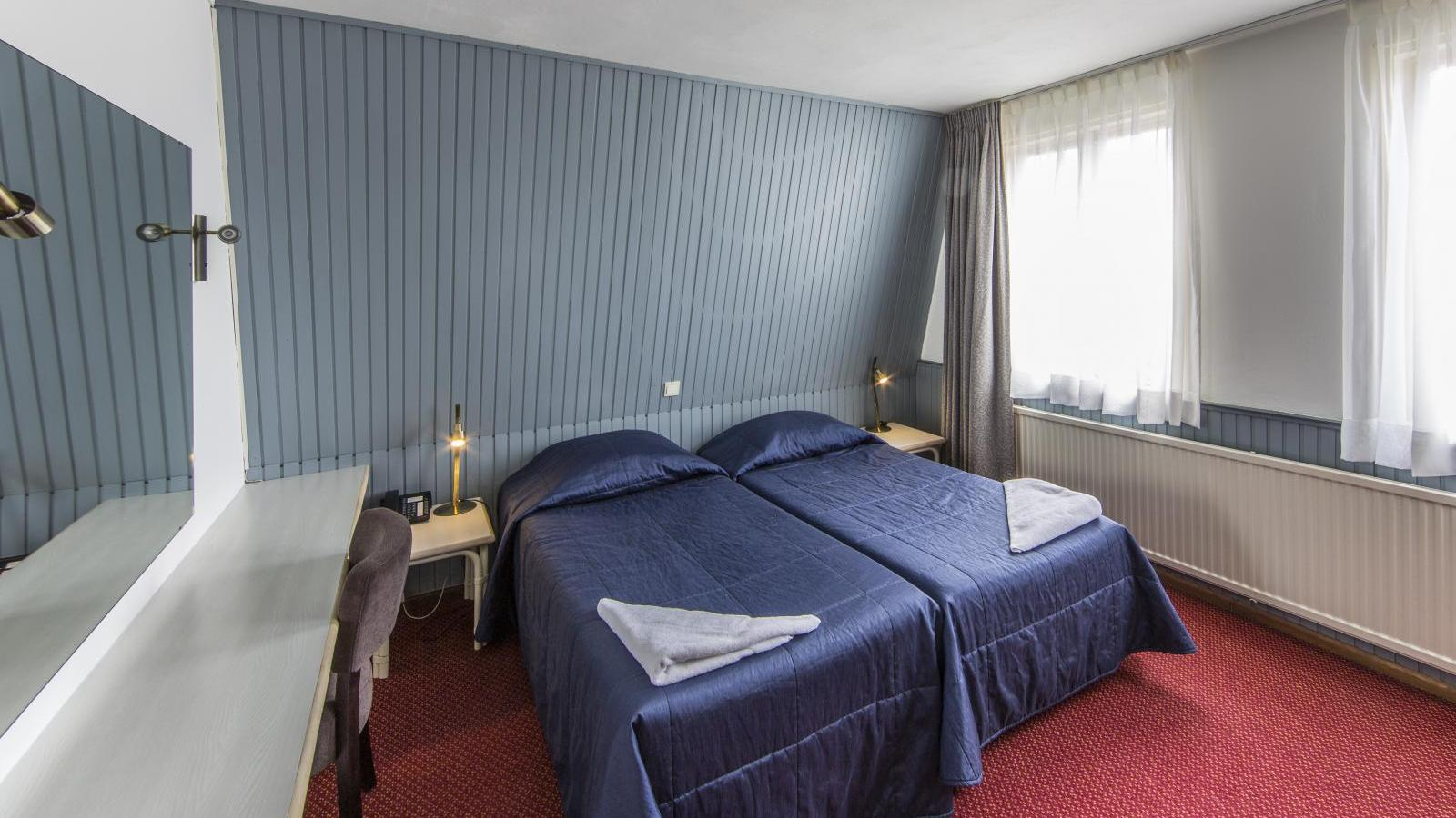 Double Room Hotel Wiechmann in Amsterdam